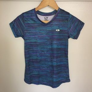 C9 Champion Rainbow Striped Shirt